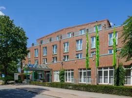 汉堡阿尔斯特市宜必思风格酒店