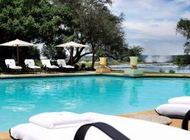 赞比亚维多利亚瀑布皇家利文斯顿安纳塔拉酒店, 利文斯顿