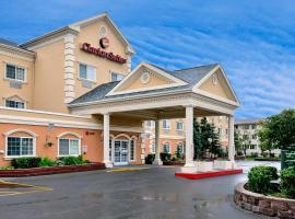 安克雷奇市中心酒店