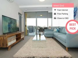 West End · Cosy 2 BED APT in West End QLD 5km to Brisbane CBD