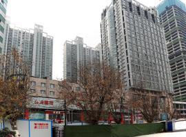 合肥市瑶海区·淮河路步行街·路客精品公寓·00143380
