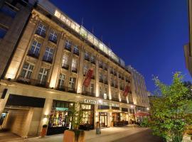 路易森霍夫卡斯腾酒店, 汉诺威