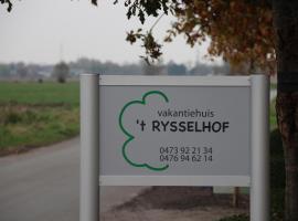 't Rysselhof