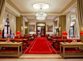 加利福尼亚香榭丽舍酒店