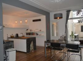 Luxury apartment, close to Beach, Centre and very well connected!
