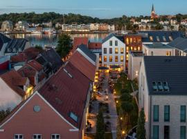 Hotel Hafen Flensburg,位于弗伦斯堡的酒店