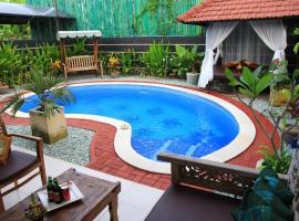 巴厘岛莫妮卡别墅酒店