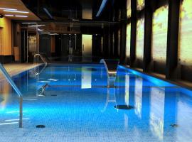 帆船酒店、餐厅及Spa温泉