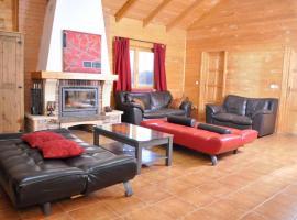 casa de una habitación en el robledo, con magnificas vistas a las montañas, p...
