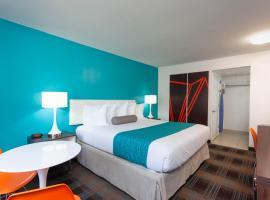 豪生圣地亚哥酒店
