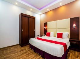 OYO 134 Yahalla Hotel Units 1
