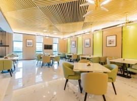 南京新港开发区亚朵酒店