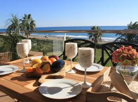 LUXURY GAVA BEACHFRONT APARTMENT BARCELONA