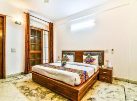 FabHotel AB Residency Sushant Lok 1