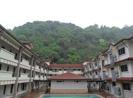 斯巴加马来西亚央酒店, Kangar