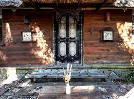 Ganesha - Indo Style Lodge in Montoya Beach