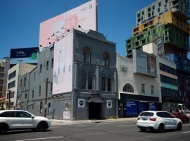 Melbourne Hostel