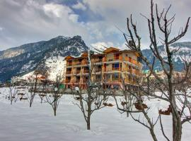 Hotel Mountain face by Snow City Hotels