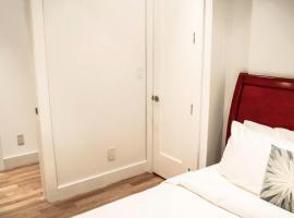 New York Apartment Sleeps 6 Air Con WiFi