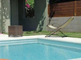Agkisaras Villa Sleeps 4 Pool Air Con WiFi