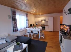 GRIASS EICH Ski-to-door Apartment by Isa Badkleinkirchheim