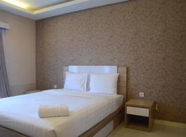 Strategic Location 1BR Tamansari Semanggi Apartment Near SCBD and Setiabudi By Travelio