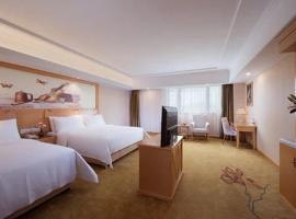 维也纳酒店(上海国际旅游度假区秀沿路地铁站店