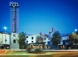 巴达霍斯中心酒店