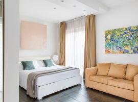 帕特里兹罗马那宫酒店,位于罗马的公寓