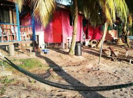 佩尔玛塔海滩小木屋