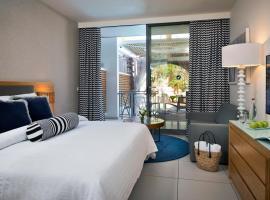 伊斯罗特尔阿加米酒店,位于埃拉特的酒店