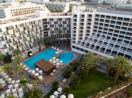 伊斯罗泰体育俱乐部全包式酒店,位于埃拉特的酒店