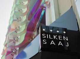 Silken Saaj Las Palmas,位于大加那利岛拉斯帕尔马斯的酒店
