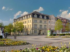 奥古斯特开森瑞酒店,位于魏玛的酒店