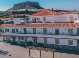 Hotel Sonia Chipude,位于El Cercado的酒店