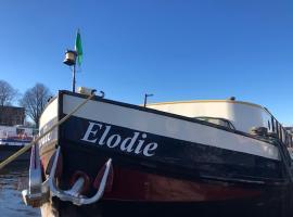 Botel Elodie,位于阿姆斯特丹的酒店