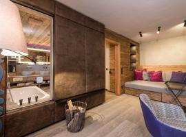 伊娃村酒店,位于萨尔巴赫的酒店