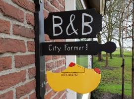 B&B City Farmer Amsterdam