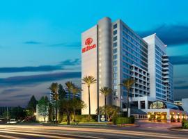 洛杉矶伍德兰德希尔斯希尔顿酒店