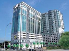 丽晶塔公寓式酒店