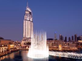 迪拜市中心地标酒店