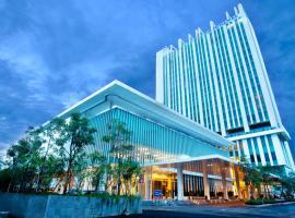 JS鲁旺萨会议中心酒店