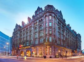 The Midland,位于曼彻斯特的酒店