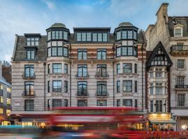 The Resident Covent Garden (formerly The Nadler Covent Garden),位于伦敦的酒店