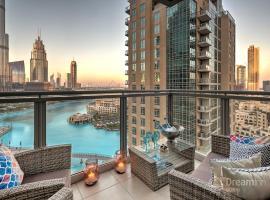 迪拜塔梦公寓