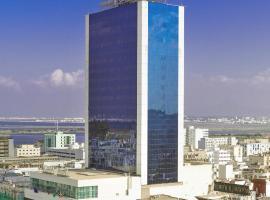 非洲突尼斯萨尔瓦多穆拉迪酒店