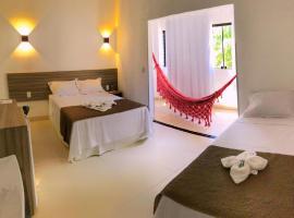 Pousada Paraíso Maragogi,位于马拉戈日的旅馆