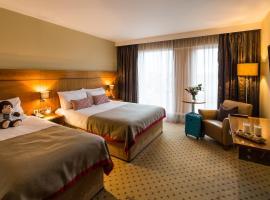 阿斯隆泉水酒店,位于阿斯隆的酒店
