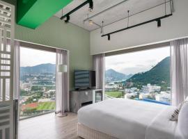 奥华·时尚精品酒店,位于香港浅水湾附近的酒店