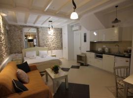 NJ Corfu Liston Apartments